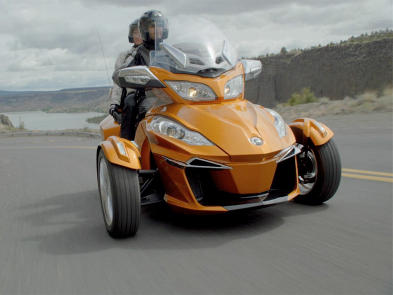 Can-Am Recalls Spyder RT And DS 70 And DS 90 Models Over Multitude Of Issues