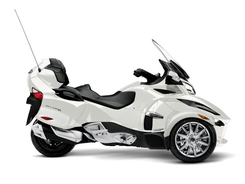 2014 Can-Am Spyder RT Exterior - image 528943