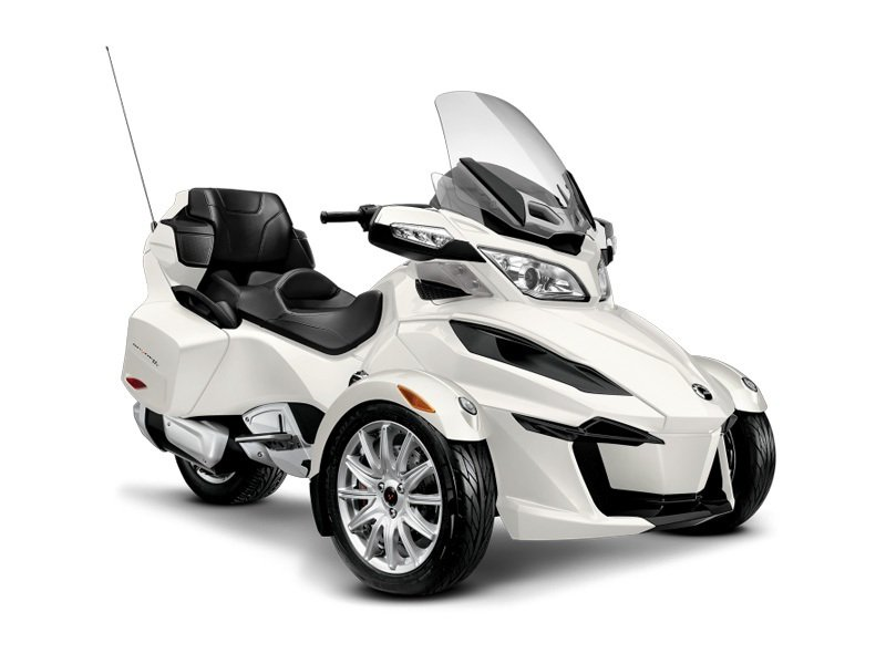 2014 Can-Am Spyder RT Exterior - image 528944