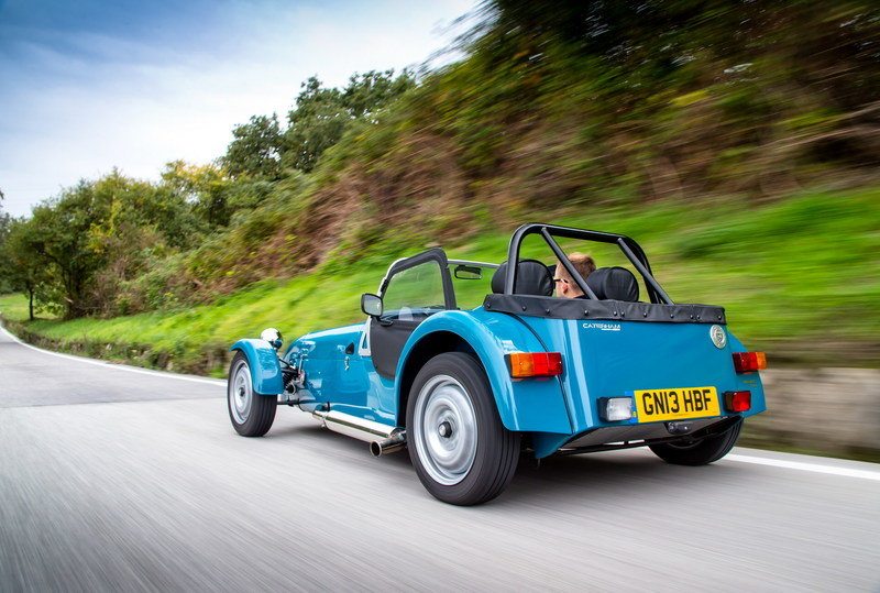 2014 Caterham Seven 160 High Resolution Exterior Wallpaper quality - image 529368