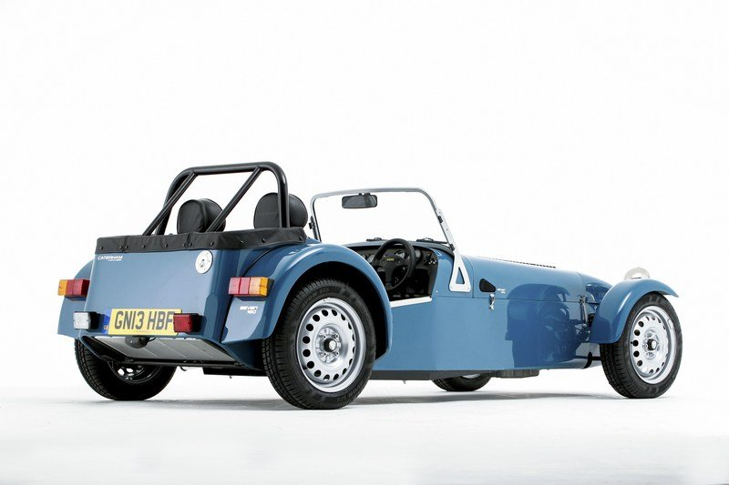 2014 Caterham Seven 160 High Resolution Exterior - image 529361