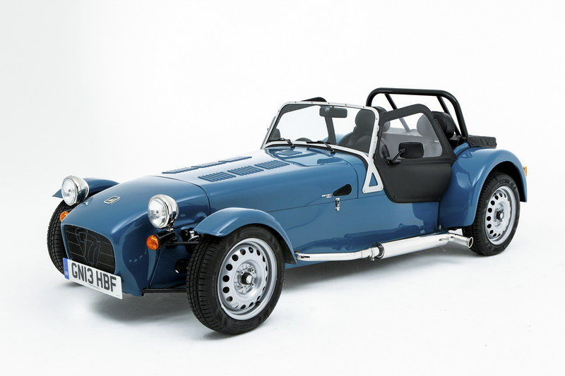 2014 Caterham Seven 160 High Resolution Exterior - image 529362