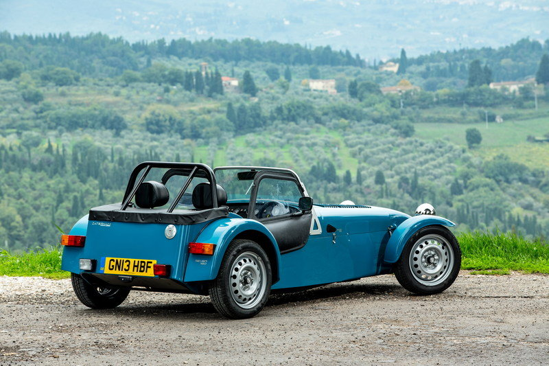 2014 Caterham Seven 160 High Resolution Exterior - image 529366