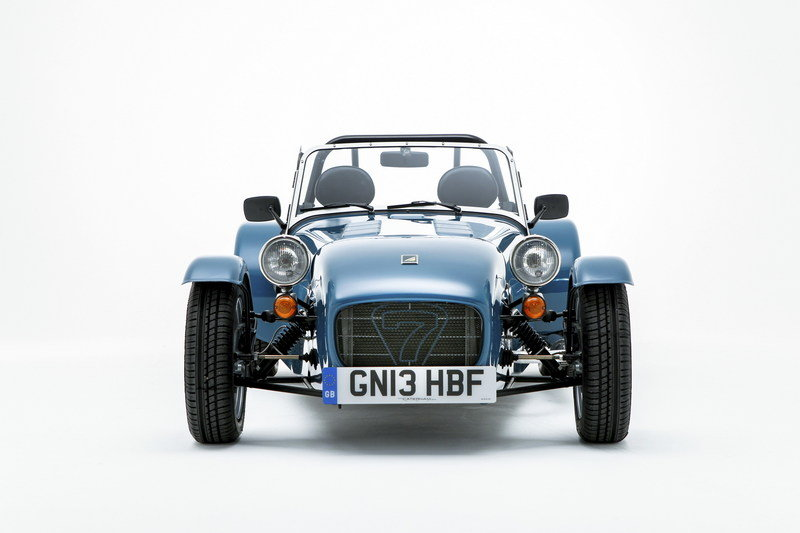 2014 Caterham Seven 160 High Resolution Exterior - image 529358
