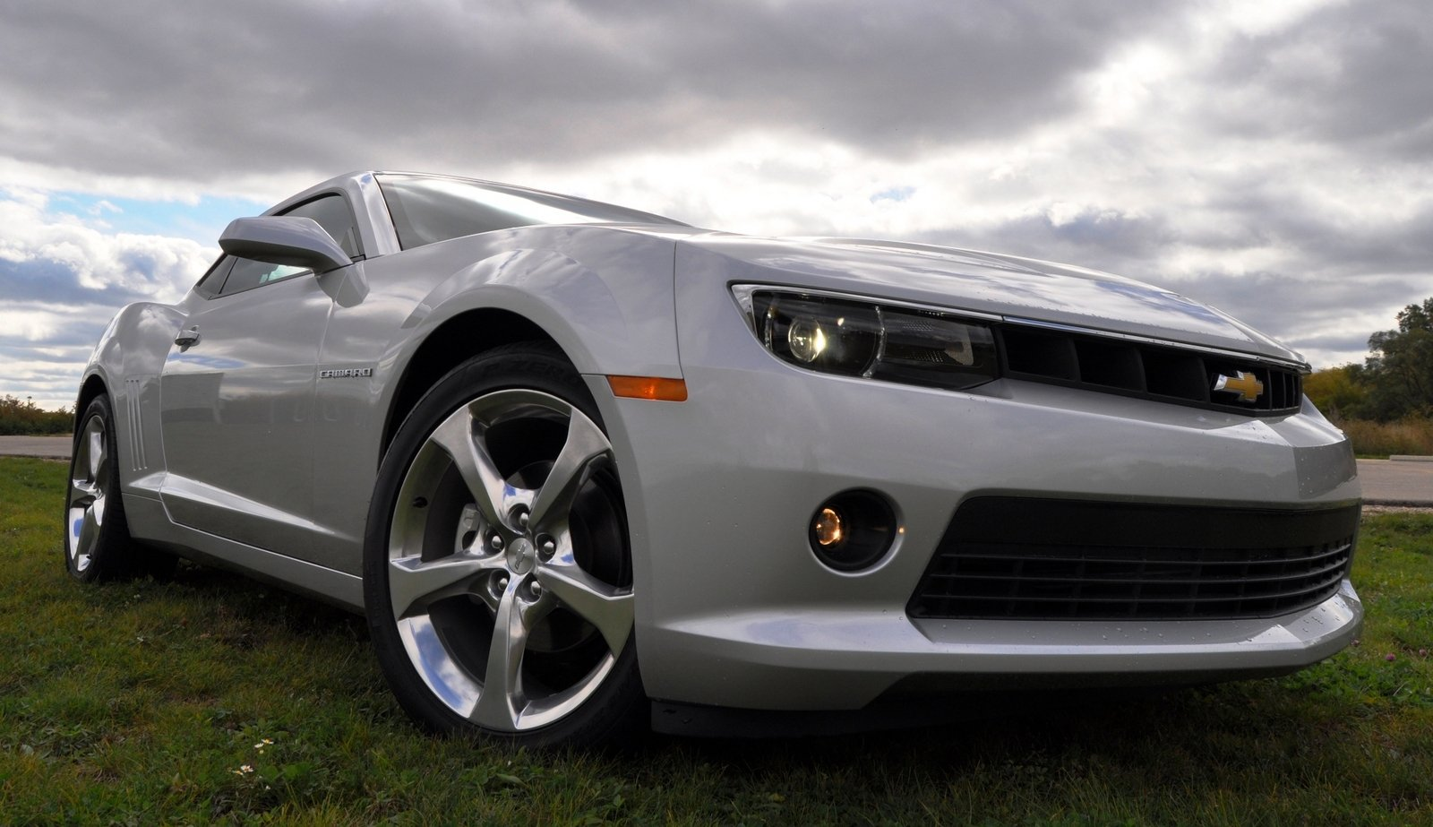 2014 Chevrolet Camaro RS Review - Top Speed