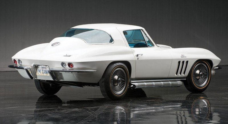 Bill Of Sale Example >> 1963 - 1968 Chevrolet Corvette C2 | Top Speed