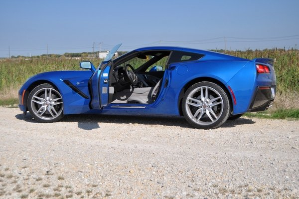 corvette stingray driven picture 527157 car review top speed. Cars Review. Best American Auto & Cars Review