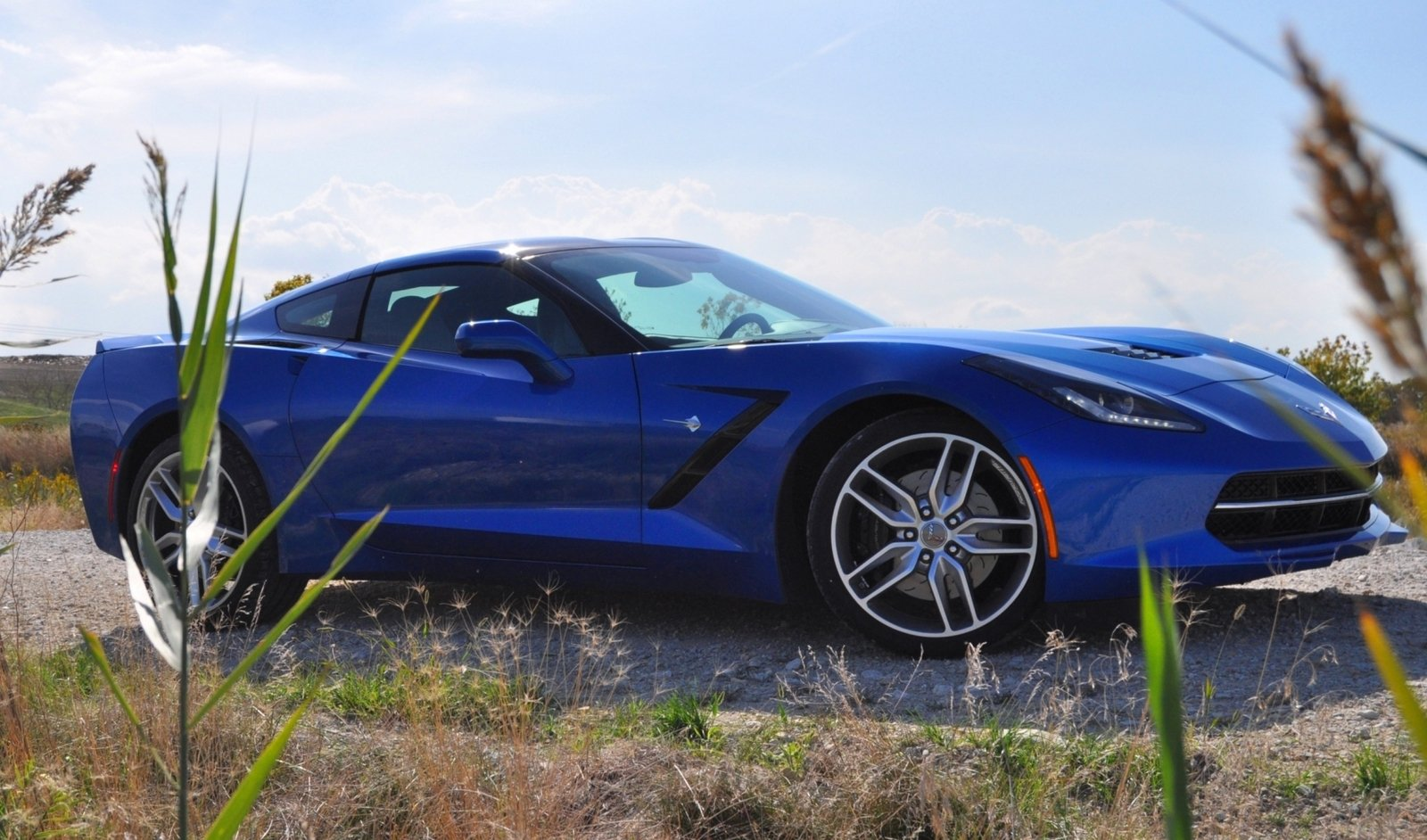 corvette stingray driven picture 527159 car review top speed. Cars Review. Best American Auto & Cars Review