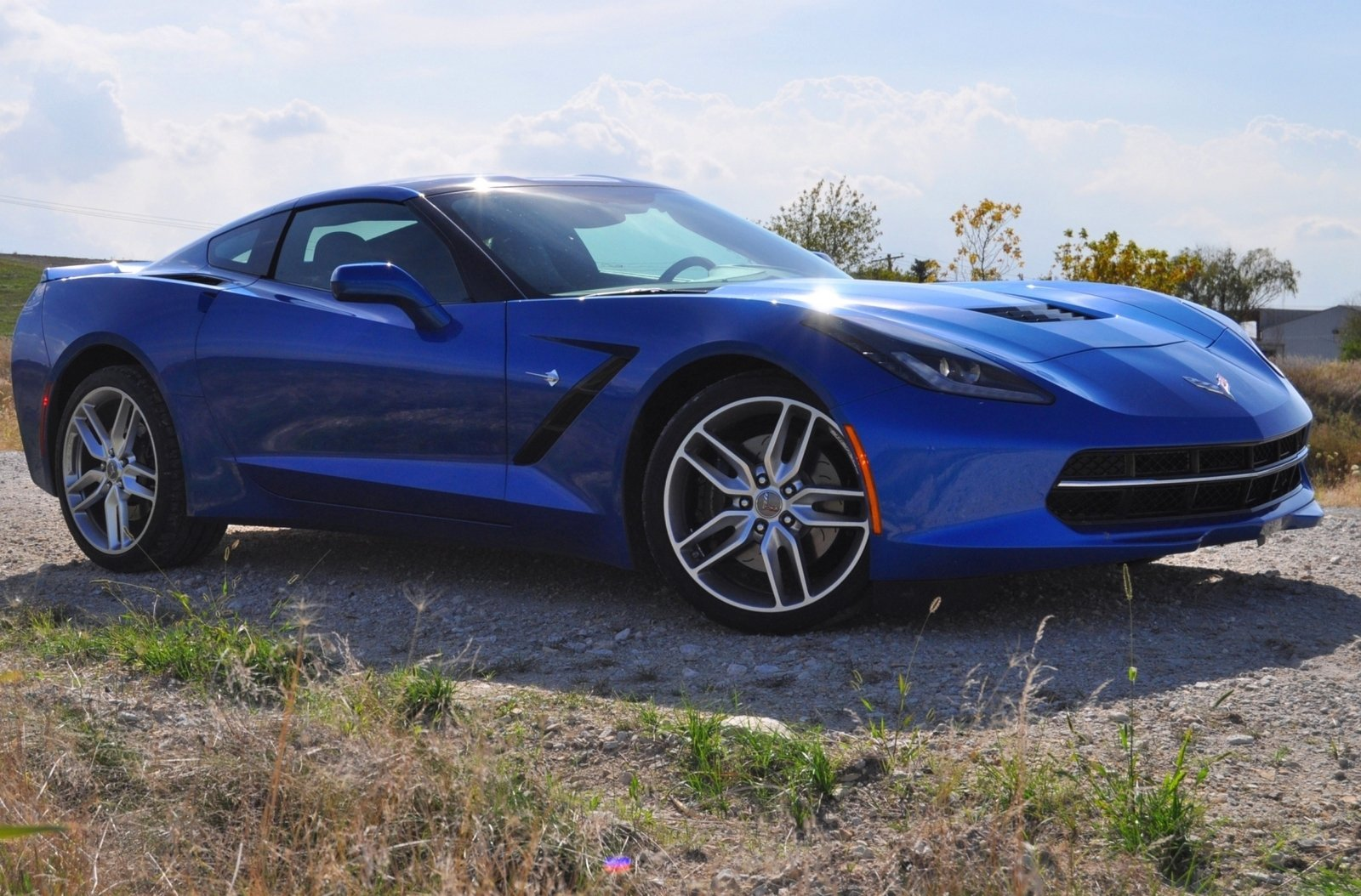 corvette stingray driven picture 527161 car review top speed. Cars Review. Best American Auto & Cars Review