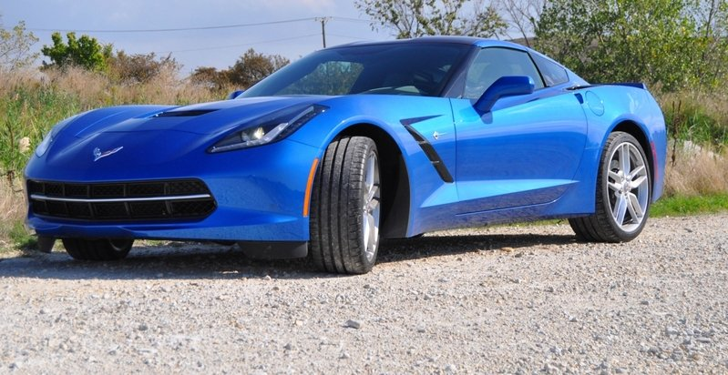 2014 Chevrolet Corvette Stingray - Driven