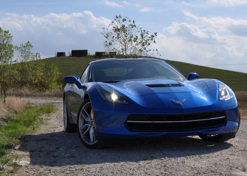 2014 chevrolet corvette stingray driven review top speed. Cars Review. Best American Auto & Cars Review