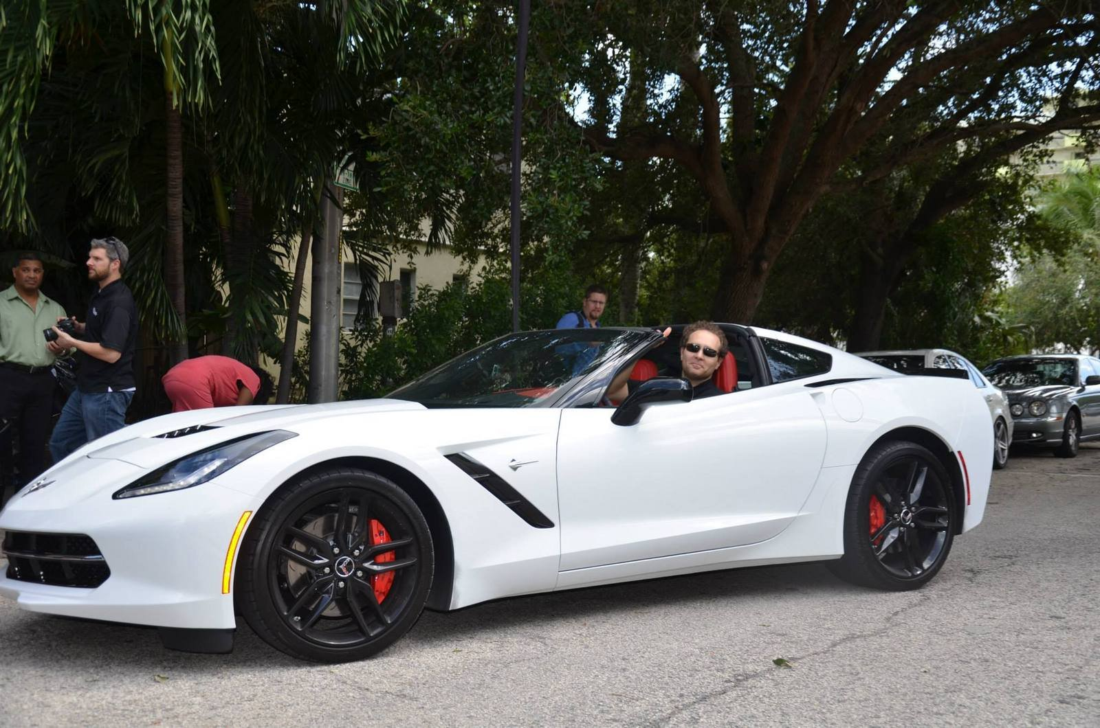 2014 Chevrolet Corvette Stingray Z51 First Open Top