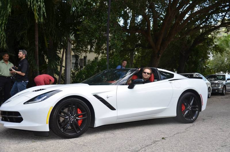 2014 Chevrolet Corvette Stingray Z51 - First Open-Top Drive Video