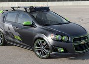 2014 Chevrolet Sonic Ricky Carmichael All-Activity Concept - image 530164