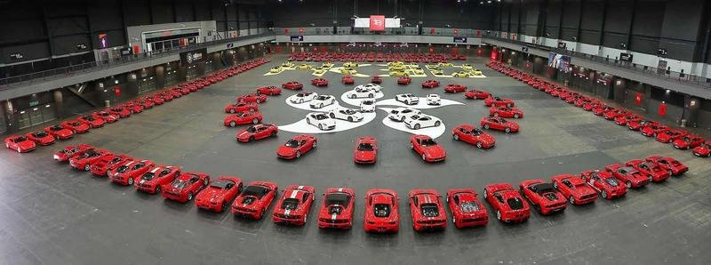 Ferrari Celebrates 30th Anniversary in Hong Kong