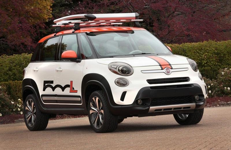 2014 Fiat 500L Adventurer High Resolution Exterior - image 530471