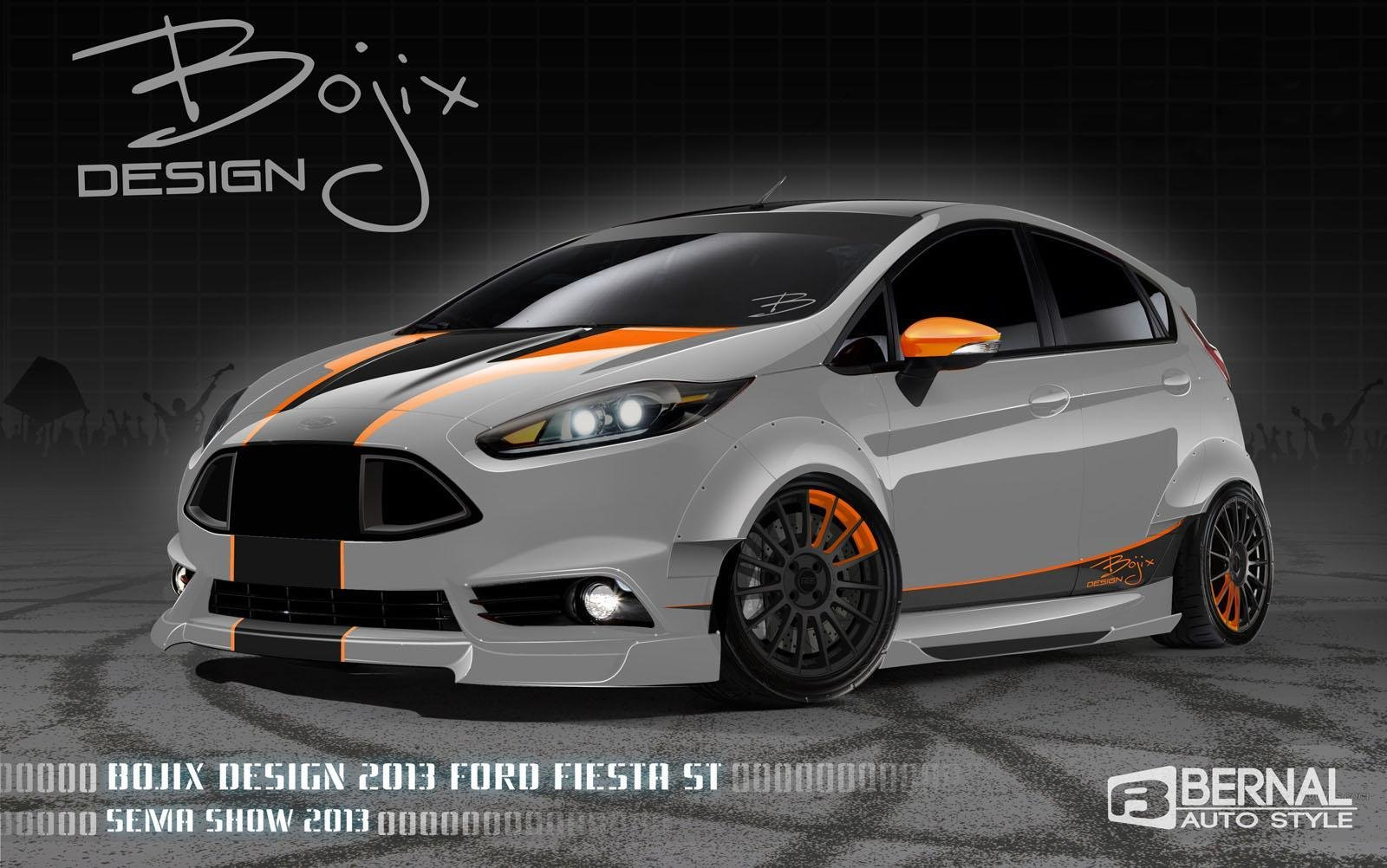 2014 ford fiesta st by bojix design picture 529170 car review top speed. Black Bedroom Furniture Sets. Home Design Ideas