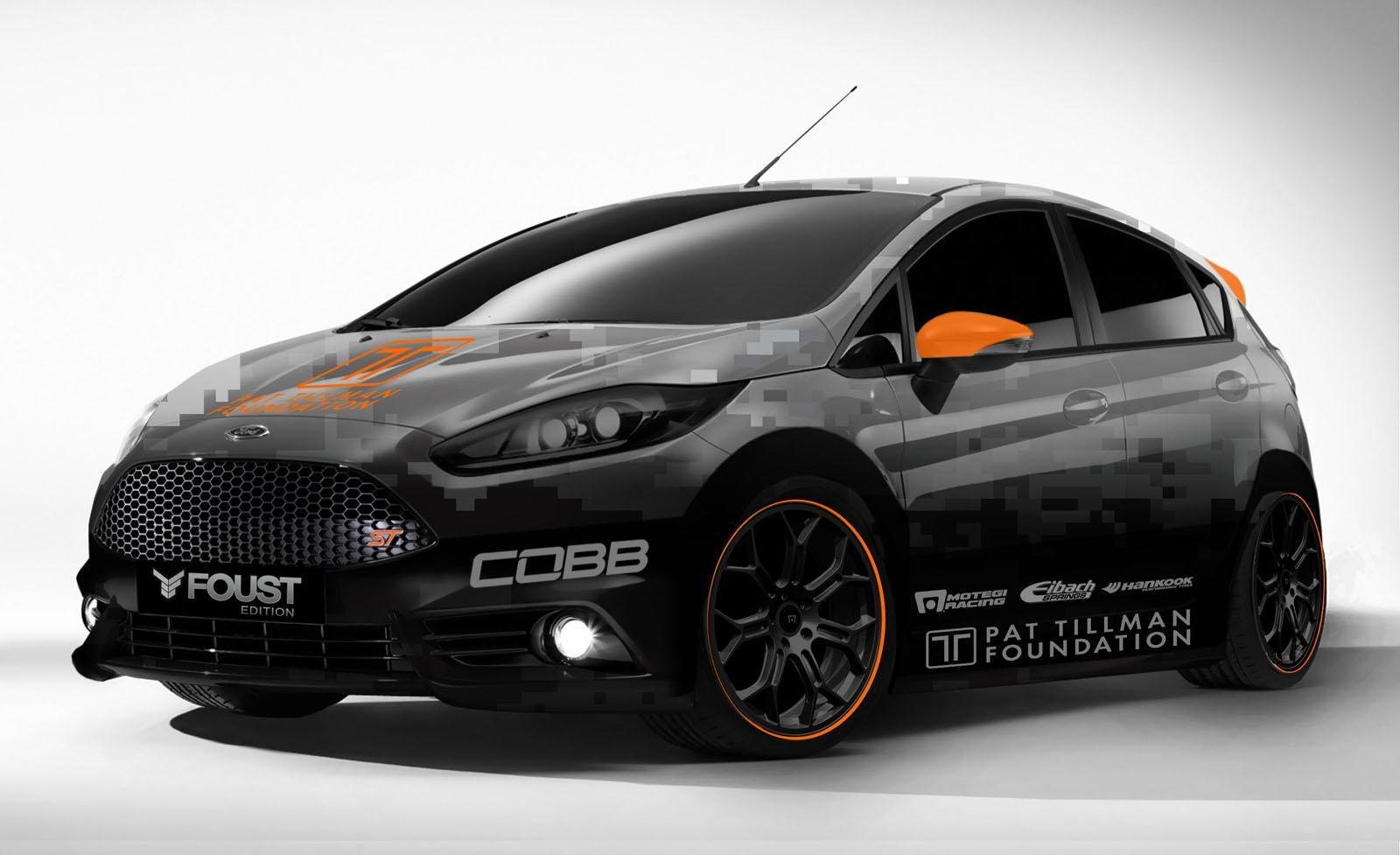 2014 ford fiesta st by cobb tuning tanner foust racing. Black Bedroom Furniture Sets. Home Design Ideas
