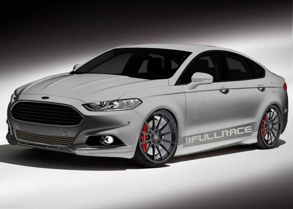 2014 Ford Fusion Se By Full Race Motorsports Car Review