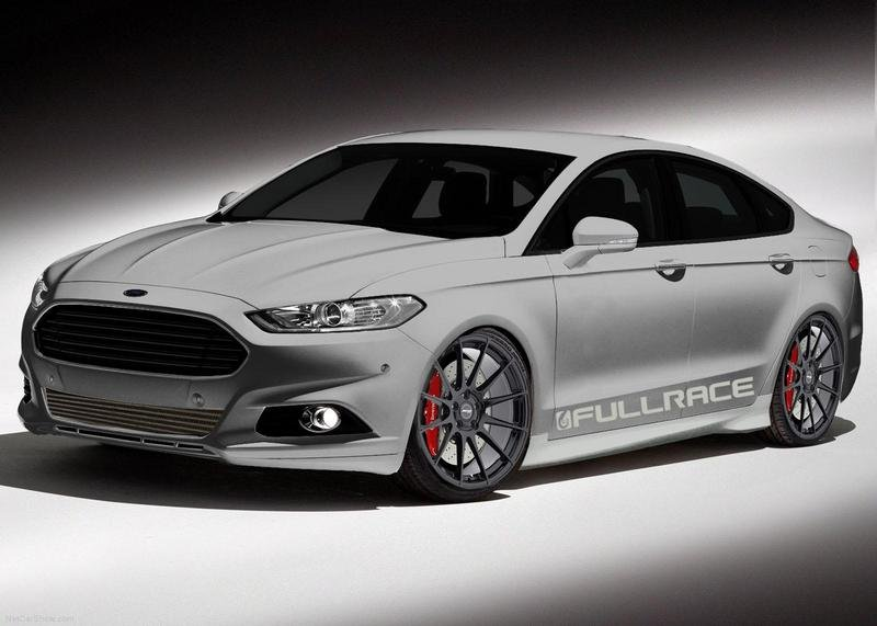 2014 Ford Fusion SE by Full Race Motorsports
