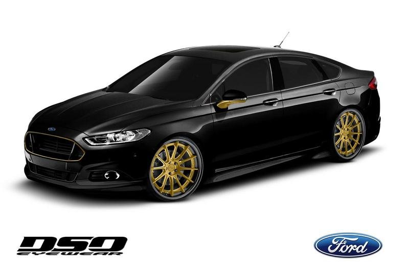 2014 Ford Fusion Titanium by DSO Eyewear