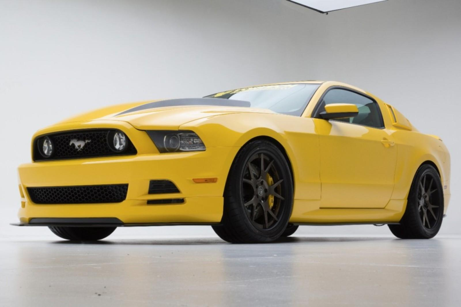 2014 Ford Mustang Gt Yellow Jacket Review Top Speed