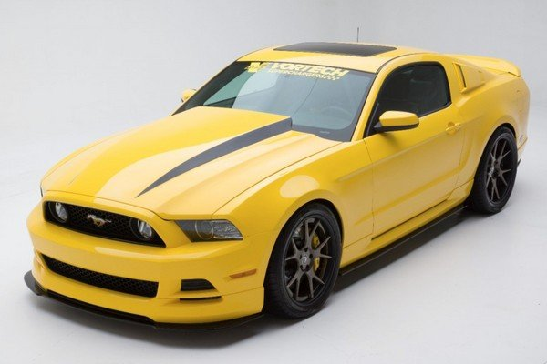 2014 Ford Mustang GT Yellow Jacket - Picture 527739 | car