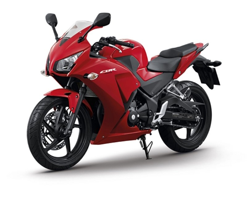 Honda CBR300R announced