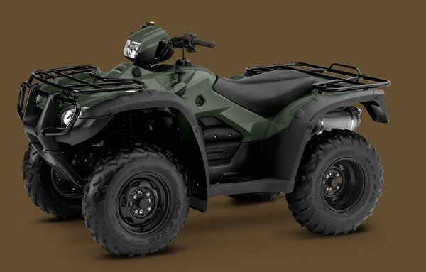 2014 Honda FourTrax Foreman Rubicon Review - Top Speed