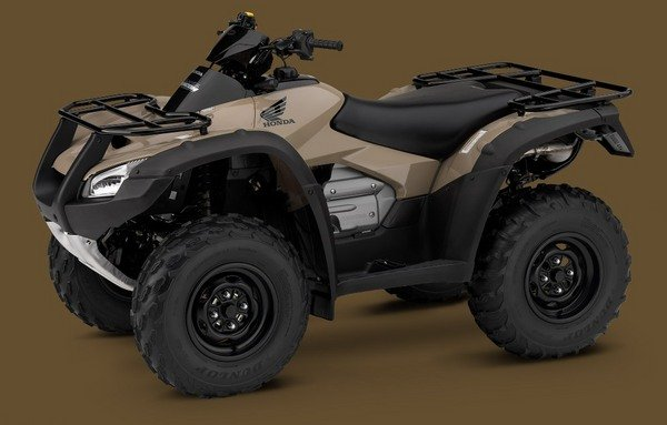 2014 Honda FourTrax Rincon Review - Top Speed