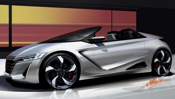 2013 Honda S660 Concept Car Review Top Speed