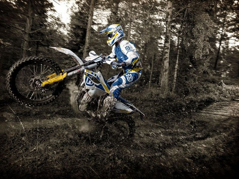 2014 Husqvarna FE 250 High Resolution Exterior - image 528733