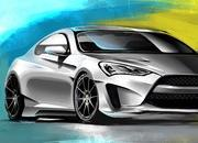 2013 Hyundai Genesis Coupe Legato Concept by ARK Performance - image 527406