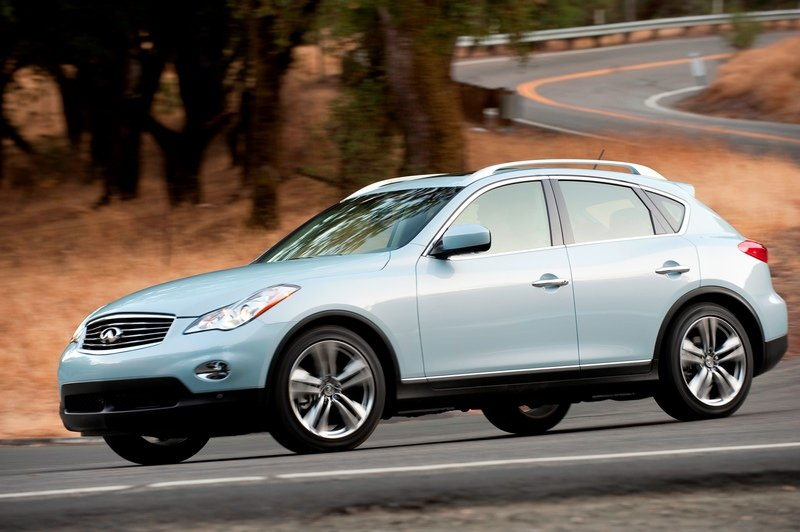 Infiniti Ex Reviews Specs Prices Photos And Videos Top Speed