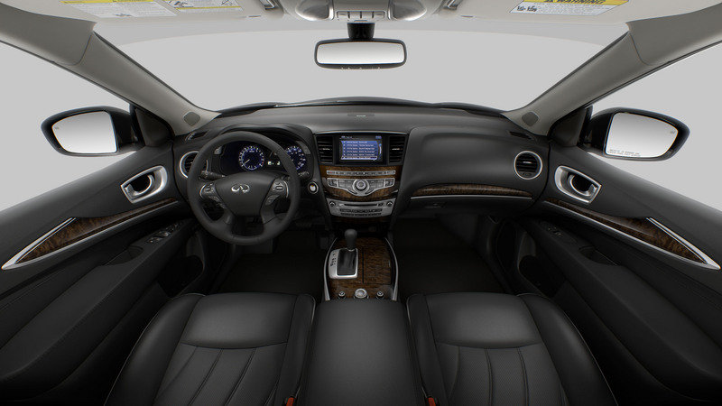 Infiniti Qx60 Interior >> 2014 Infiniti QX60 | Top Speed