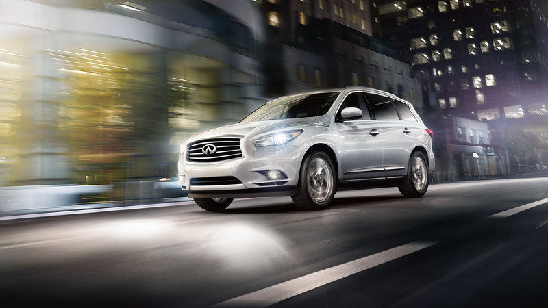 2014 Infiniti QX60 High Resolution Exterior - image 526841