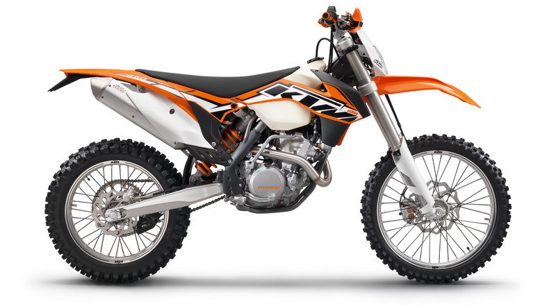 2014 KTM 250 XCF-W High Resolution Exterior - image 528025