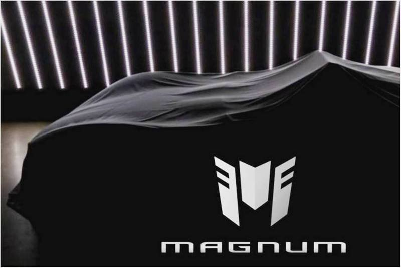 Canadian Supercar? Magnum Teases MK5 Ahead of October 30 Reveal