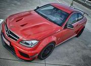2013 Mercedes-Benz C63 AMG Black Series by GAD - image 529879