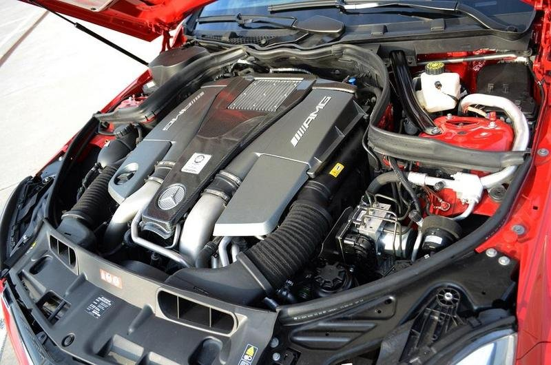 2013 Mercedes-Benz C63 AMG Black Series by GAD High Resolution Drivetrain - image 529880