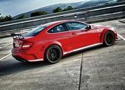 2013 Mercedes-Benz C63 AMG Black Series by GAD - image 529884