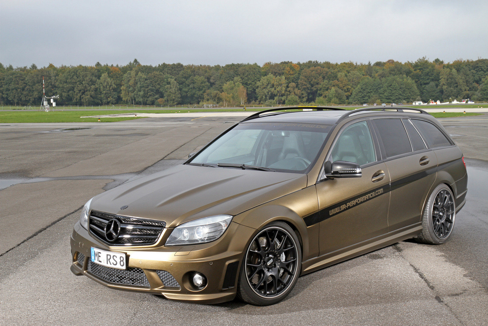2013 Mercedes Benz C63 Amg By Foliencenter Nrw Picture