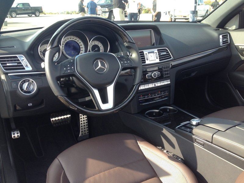 2014 Mercedes-Benz E550 Cabriolet - Driven High Resolution Interior - image 529287