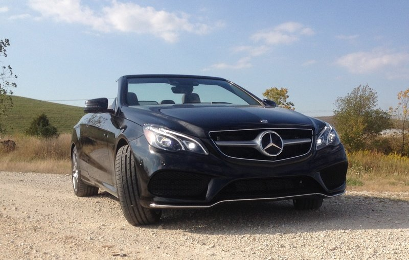 2014 Mercedes-Benz E550 Cabriolet - Driven High Resolution Exterior - image 529290