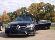 2014 Mercedes-Benz E550 Cabriolet - Driven - image 529297