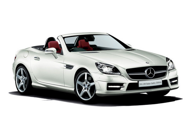 2013 mercedes benz slk 200 radar safety edition review top speed. Black Bedroom Furniture Sets. Home Design Ideas