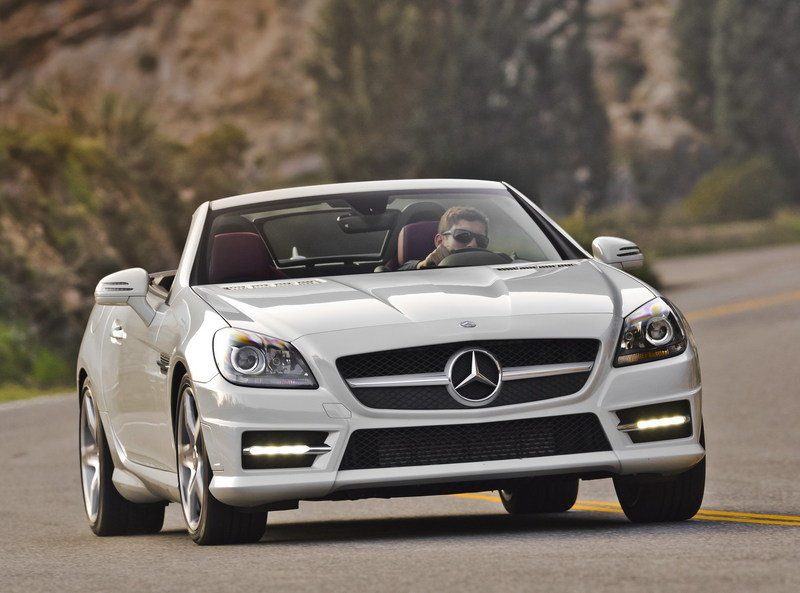 2014 Mercedes-Benz SLK-Class High Resolution Exterior - image 527259