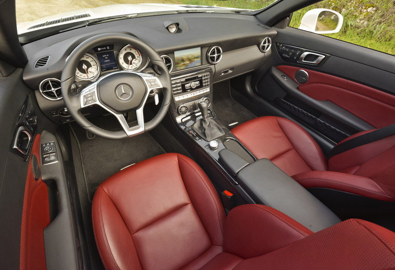 2014 Mercedes-Benz SLK-Class High Resolution Interior - image 527270