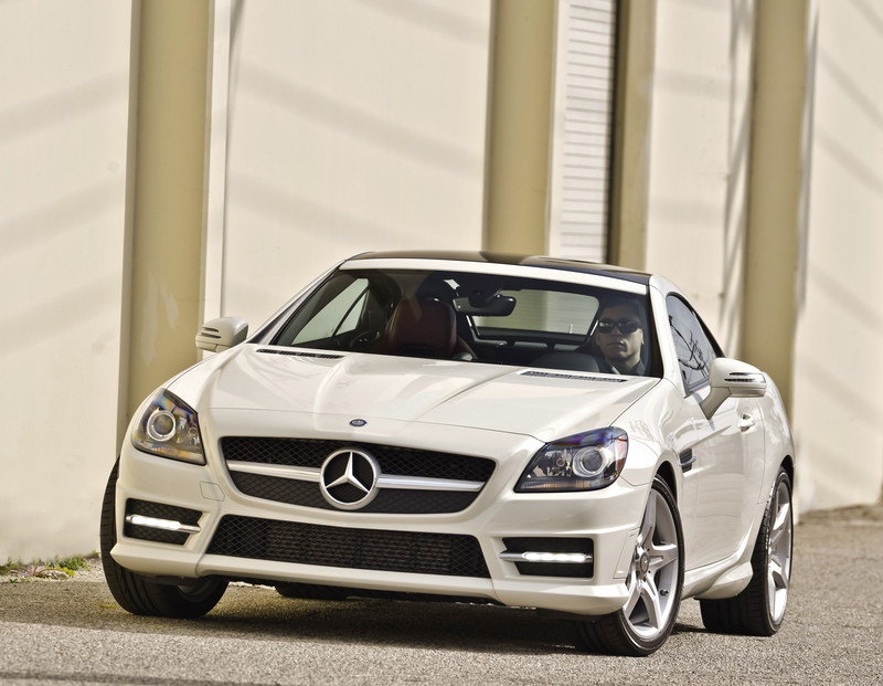 2014 Mercedes-Benz SLK-Class High Resolution Exterior - image 527279