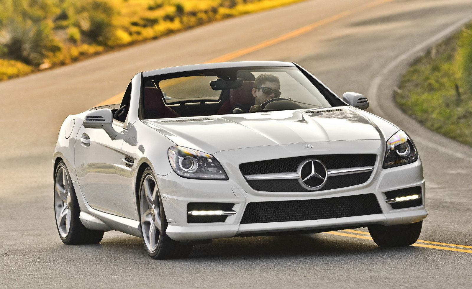 2014 Mercedes Benz Slk Class Top Speed